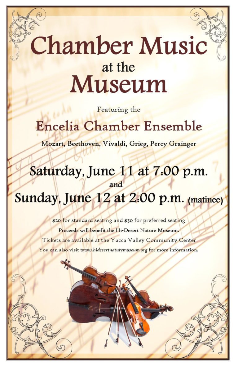 chamber music large Poster