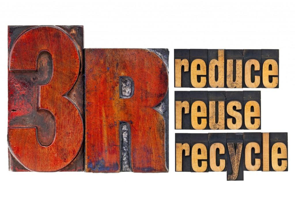 Reduce, Reuse, Recycle Exhibit 2016